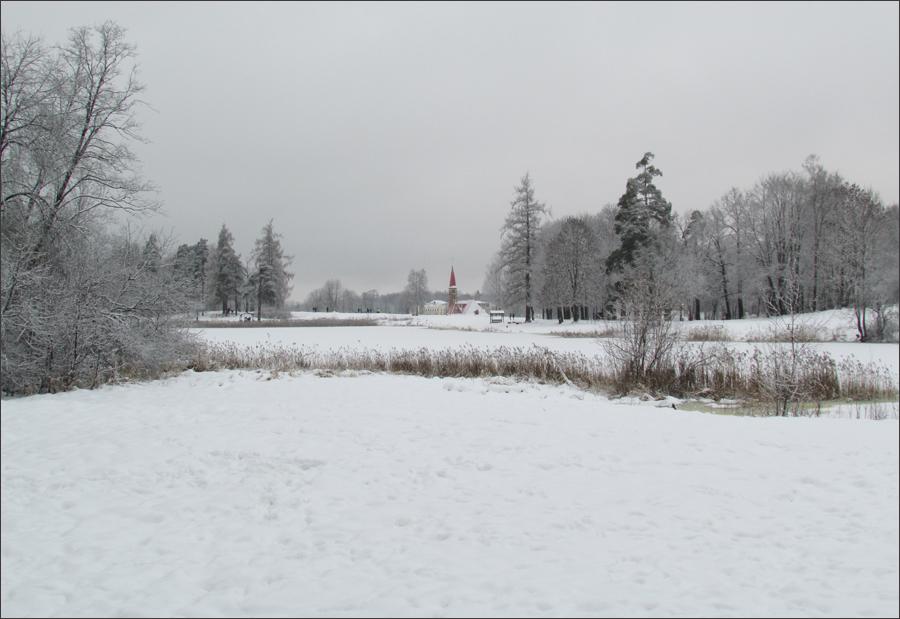 Приоратский парк