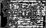 Потоп. Древний Вавилон. Оттиск с цилиндрической печати..png