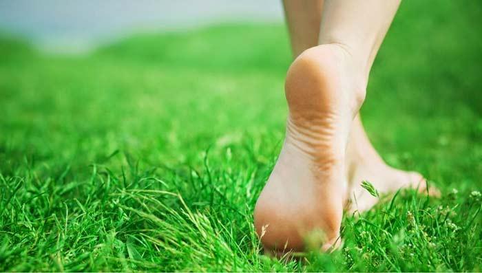 ухаживать за красотой ног