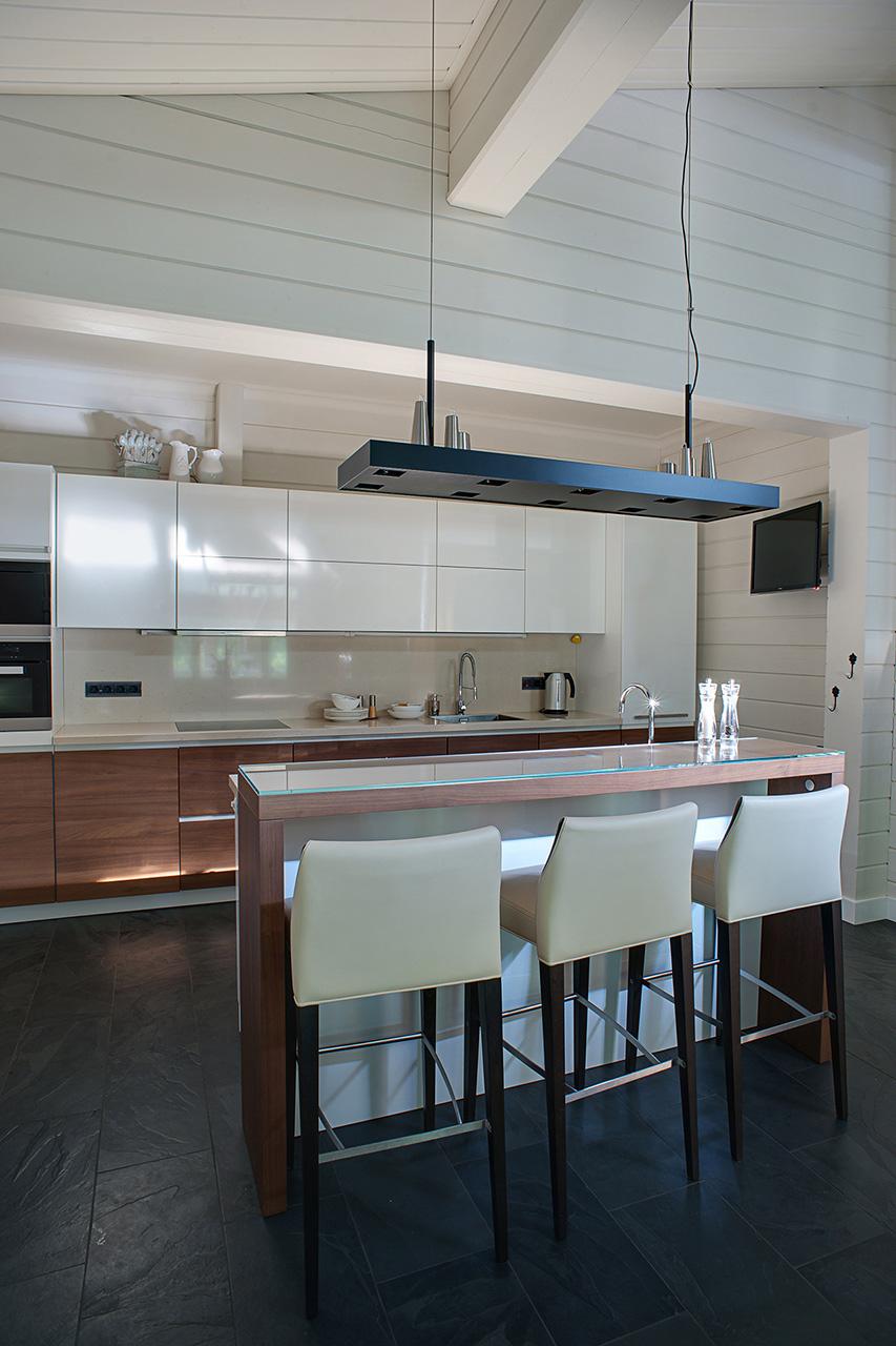 кухня: фотосъемка интерьера.