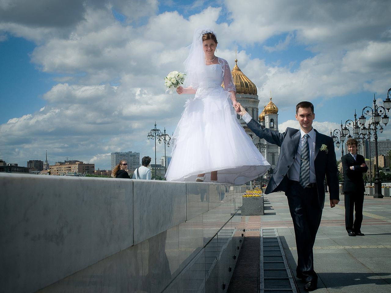 реальные свадебные фотографии