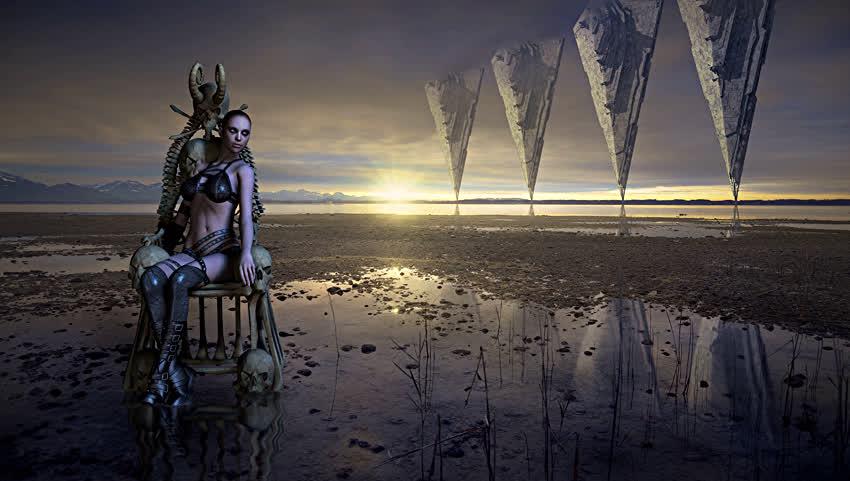 Красивая картинка. Арт, фантазия, fantasy, сюрреализм, мистика