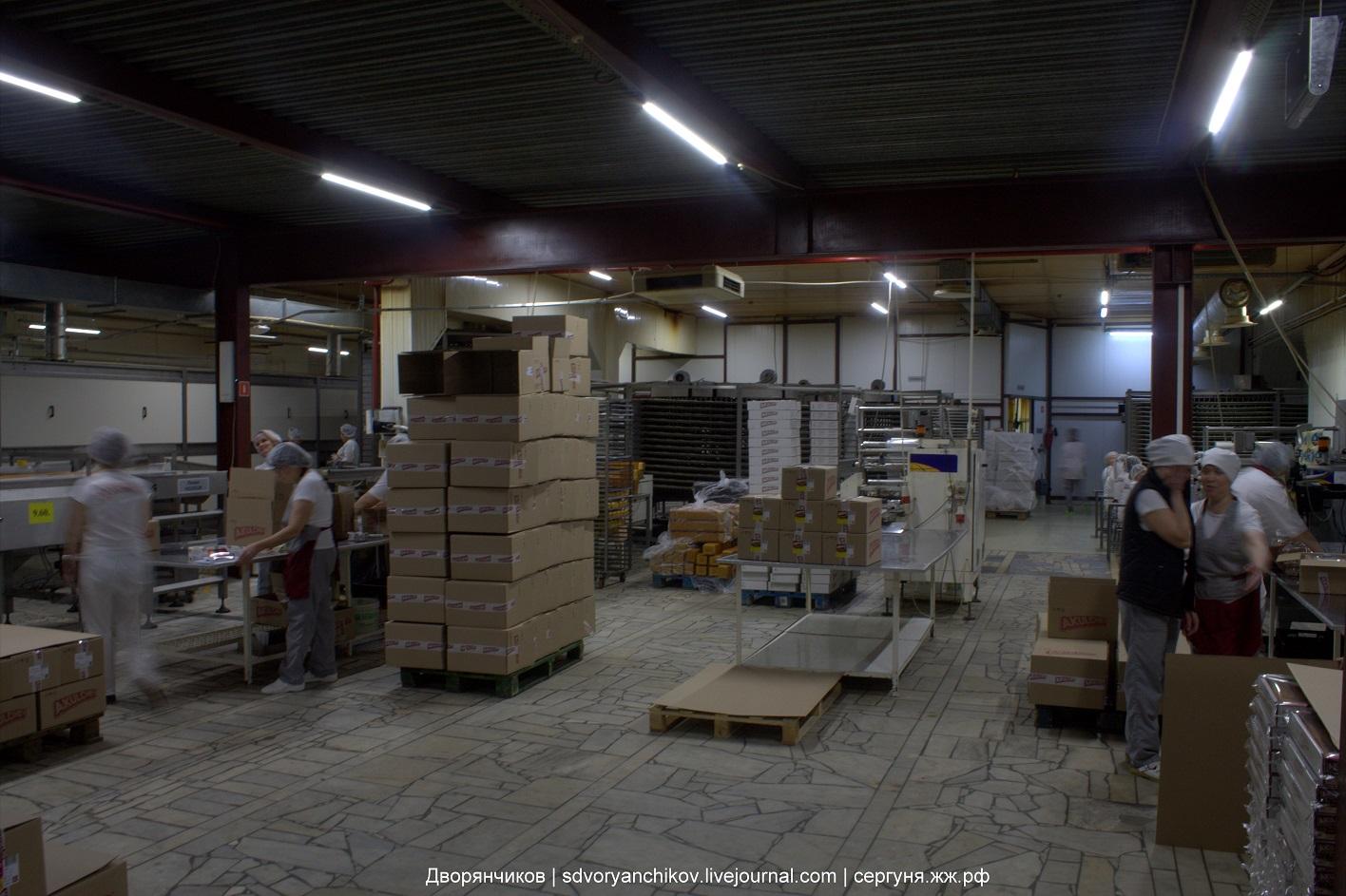 Экскурсия на завод Акульчев - 2-12-2017