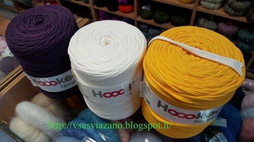как нарезать трикотажную пряжу из ткани