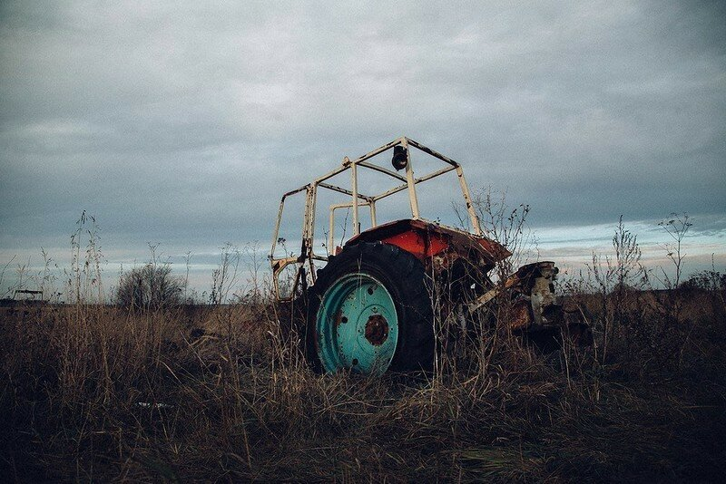 0 17dabe b404c5ae XL - Менуэт Советскому трактору