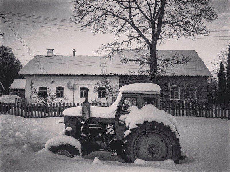 0 17dabf d9b15b41 XL - Менуэт Советскому трактору