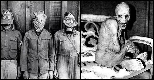 Почему «Русский эксперимент со сном» всё еще наводит ужас (1 фото)