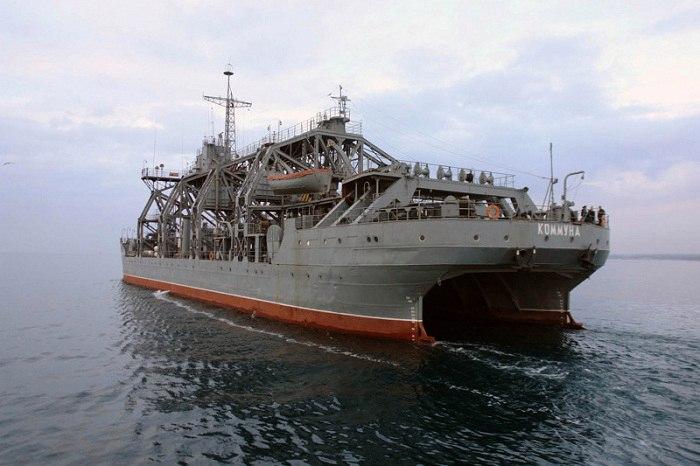Вековой корабль (1 фото)