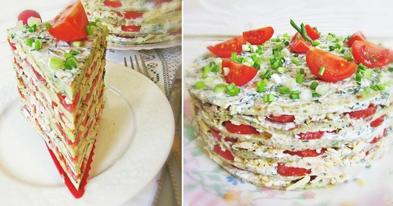 Кабачковый торт   Ингредиенты на кабачковые блины  1 кг молодых кабач