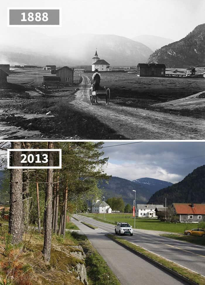 2. Одда, Норвегия, 1887 — 2014