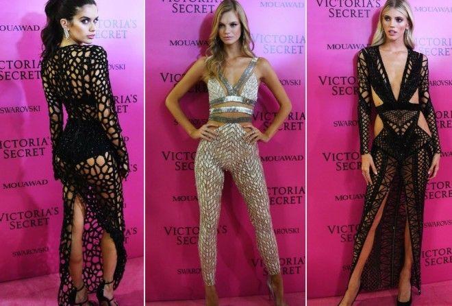 На афтепати ангелы Victorias Secret были соблазнительнее чем на подиуме (17 фото)