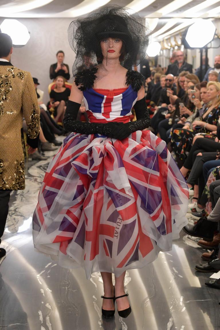 Dolce & Gabbana в Лондоне (25 фото)
