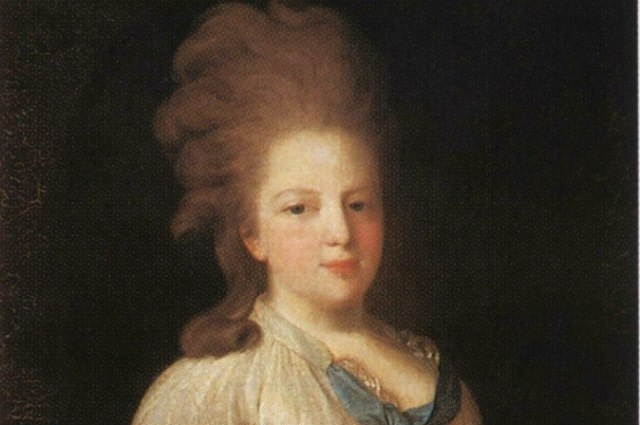 Мария Фёдоровна Романова, жена императора Павла I, была прямой противоположностью своим предшественн