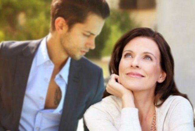 6 причин завести отношения с мужчиной, который гораздо моложе тебя. (8 фото)