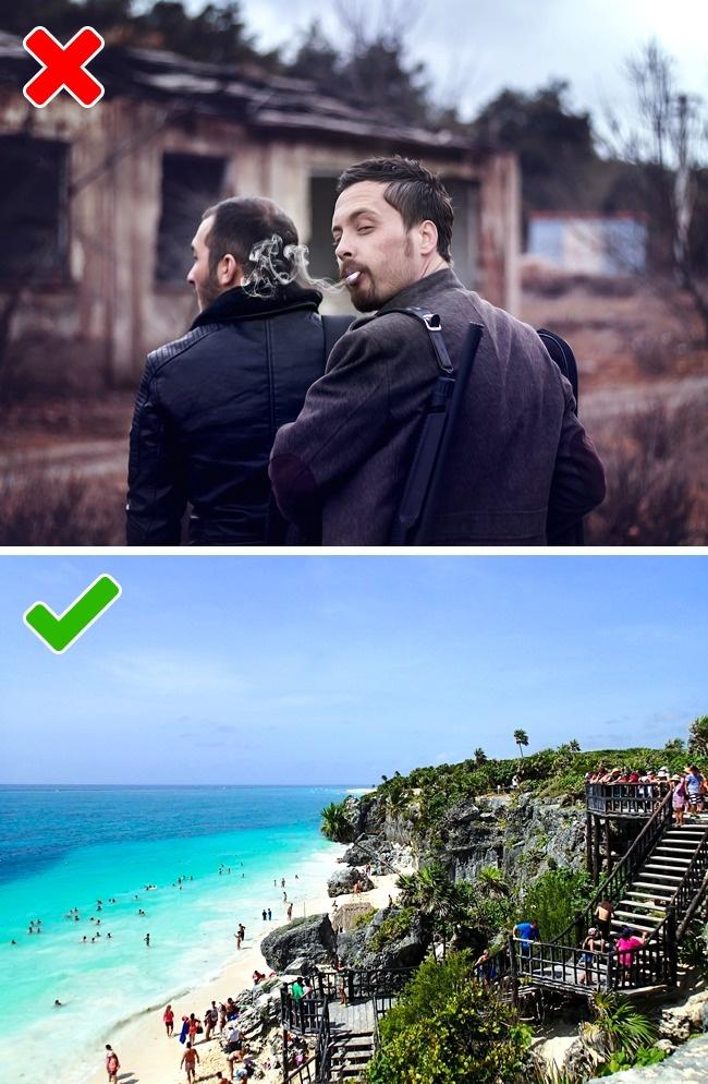 Благодаря американским фильмам мы представляем Мексику довольно подозрительной и небогатой страной,