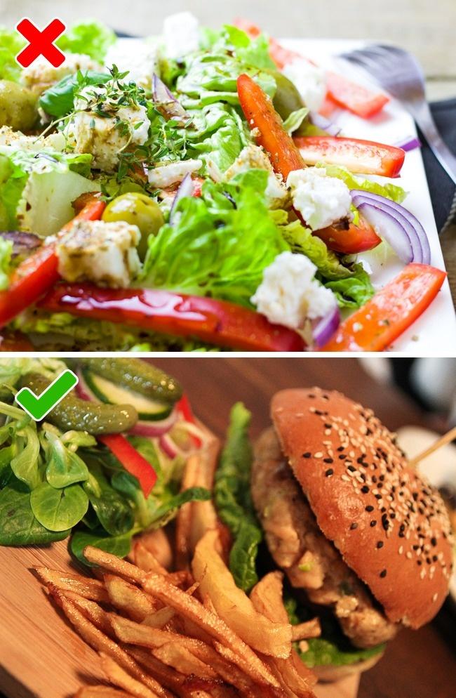 Многие французы такие поджарые, потому что уделяют большое внимание трапезе и тому, что едят. В совр