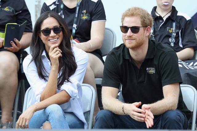 Принц Гарри обручился с американской актрисой Меган Маркл из сериала «Форс-мажоры»