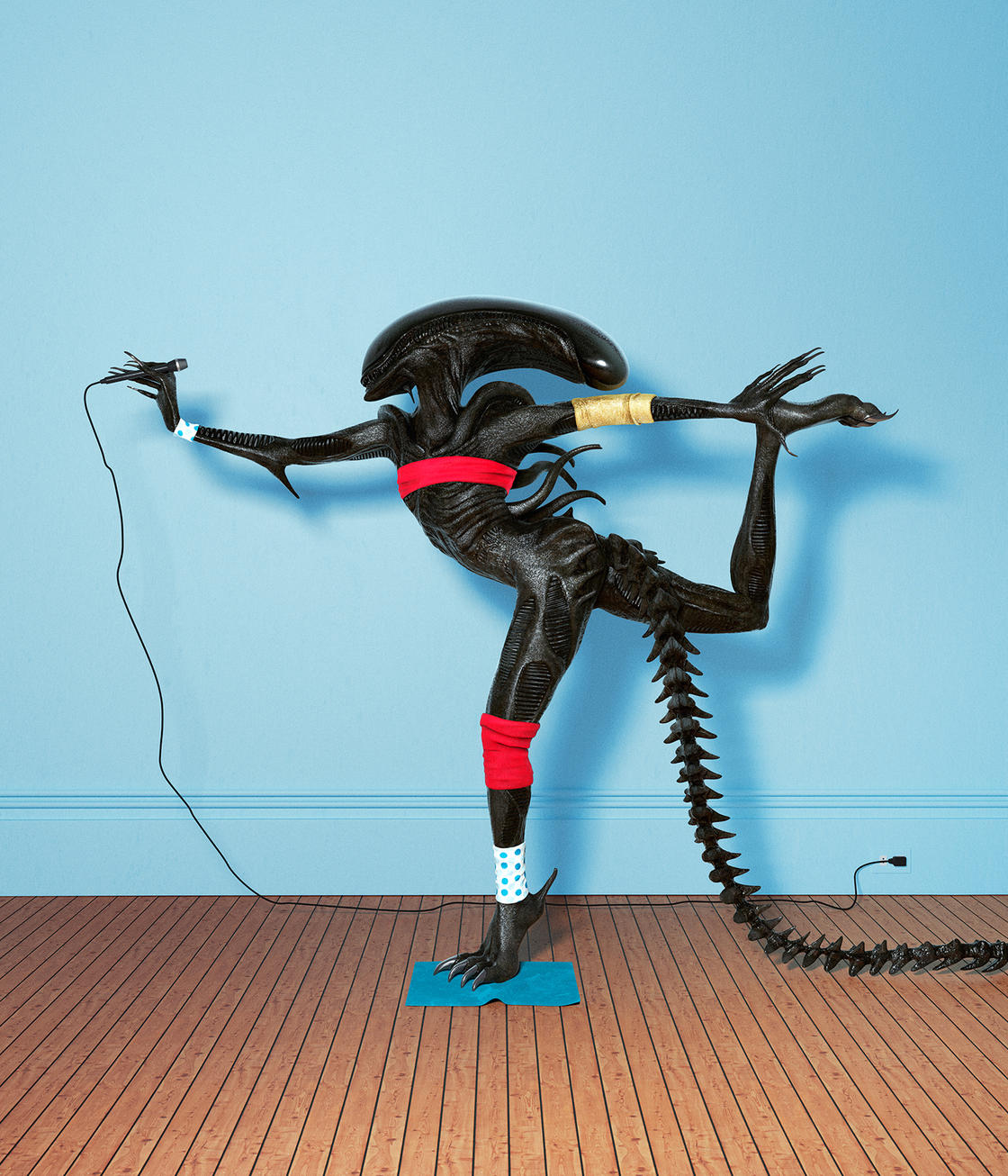 Human Sushi – The surreal and twisted visuals by Masson and Girotto