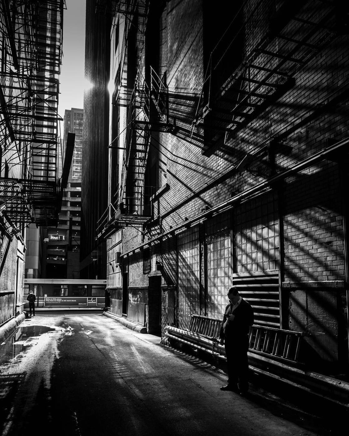 The beautiful black and white photos of Jason M. Peterson