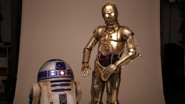 Immersive Star Wars Exhibition