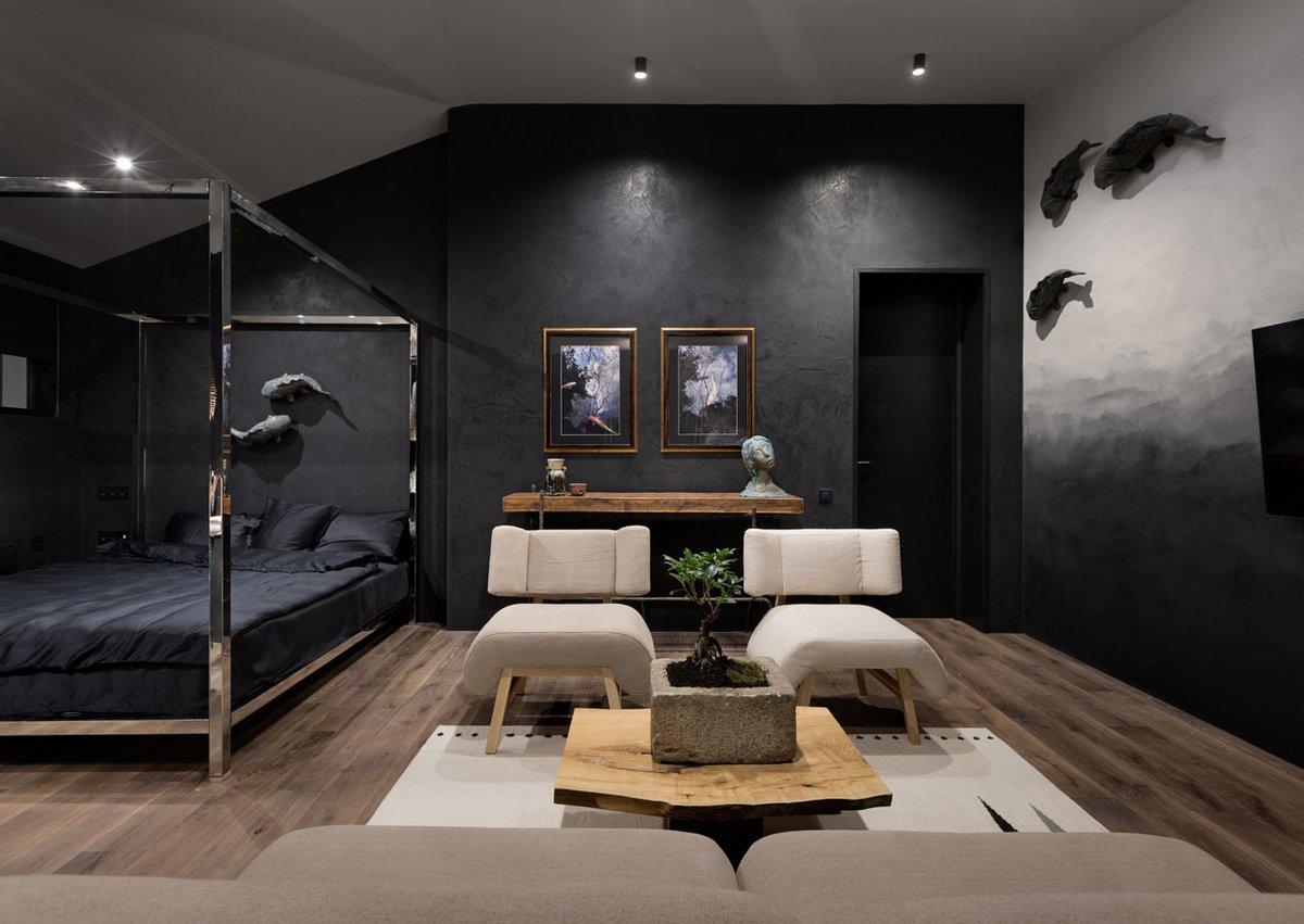 Квартира архитектора Сергея Махно