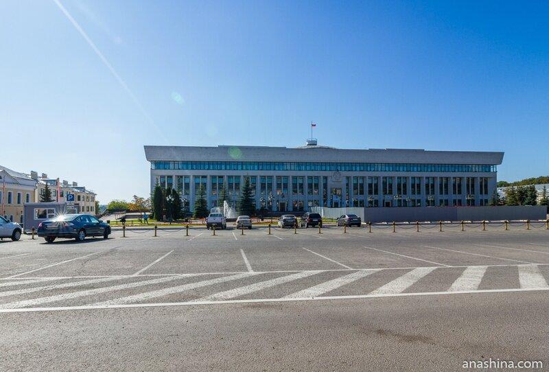 Администрация Калужской области
