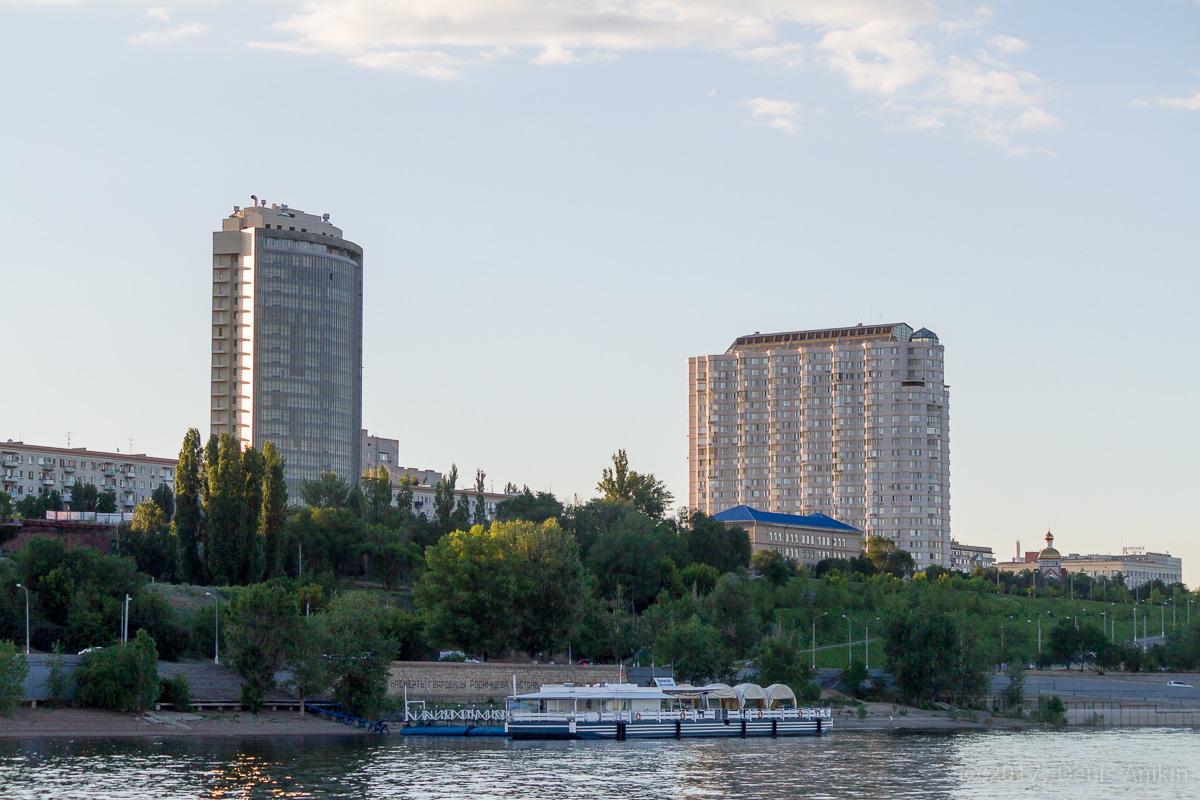 проплывая Волгоград фото 15