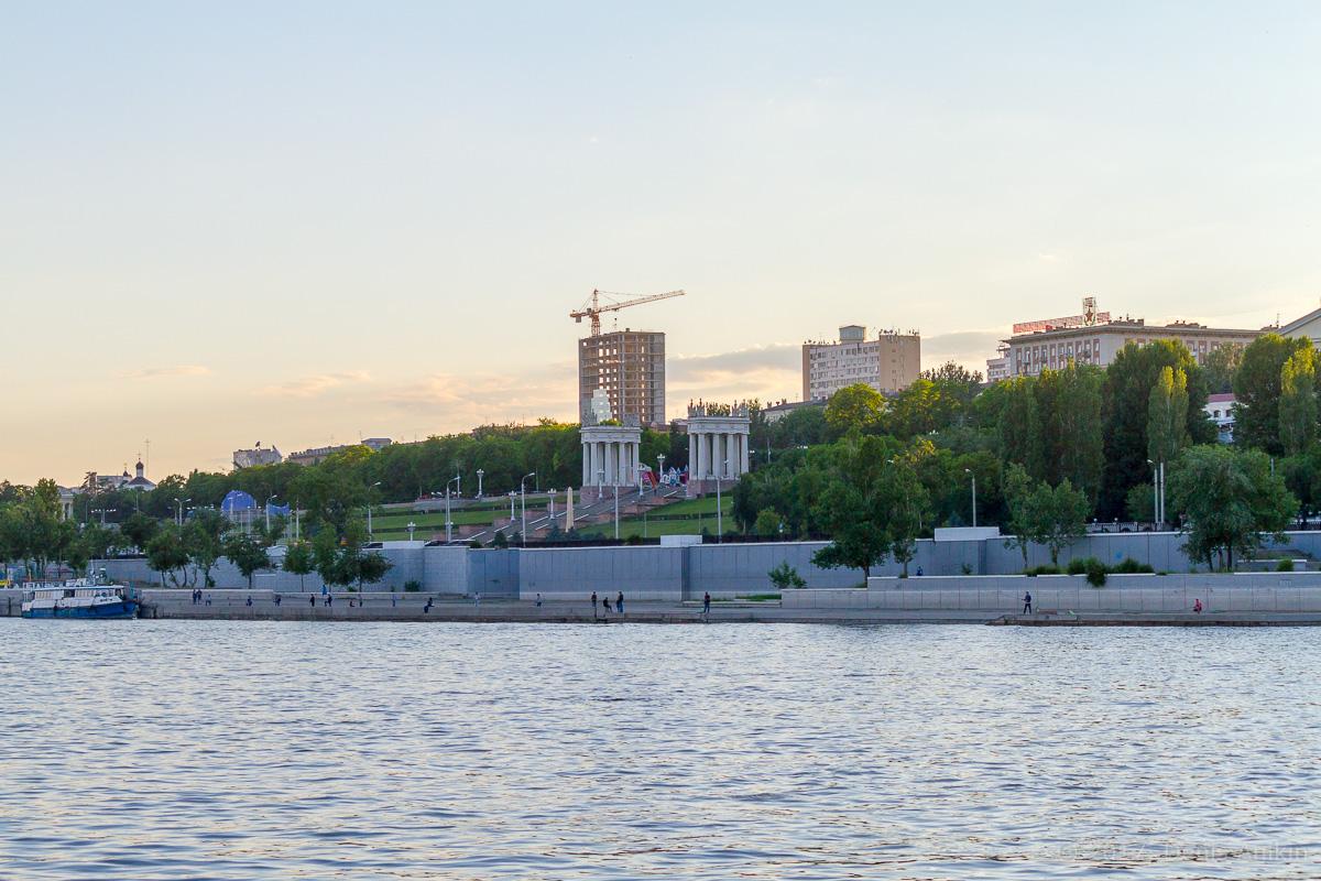 проплывая Волгоград фото 18