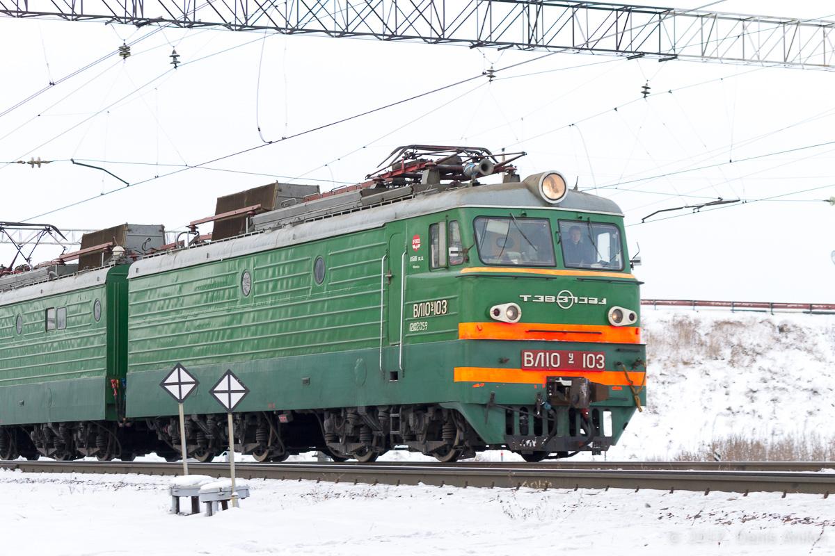 Локомотив ВЛ10 фото 2