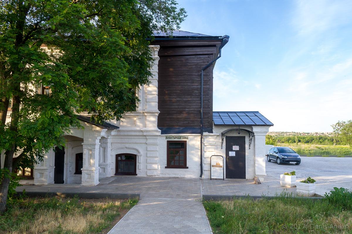 Дубовский Свято-Вознесенский женский монастырь фото 5