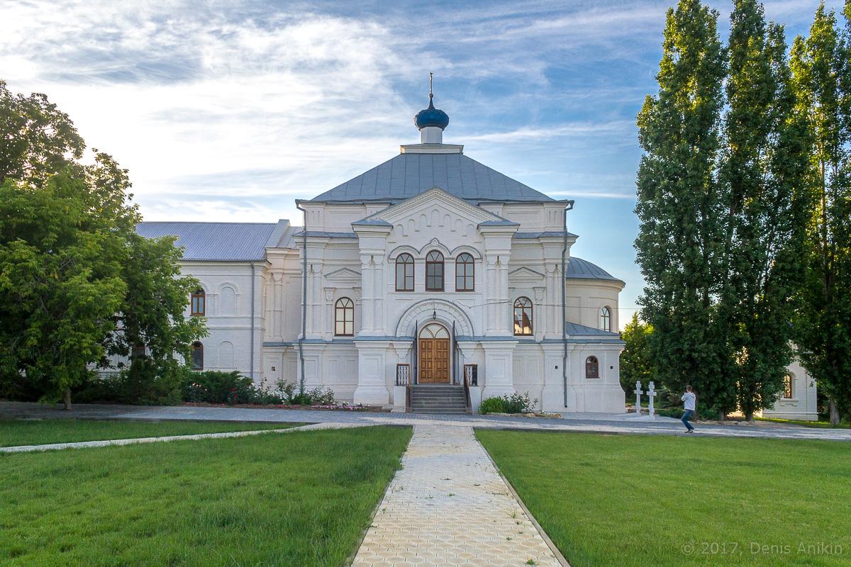 Дубовский Свято-Вознесенский женский монастырь фото 9