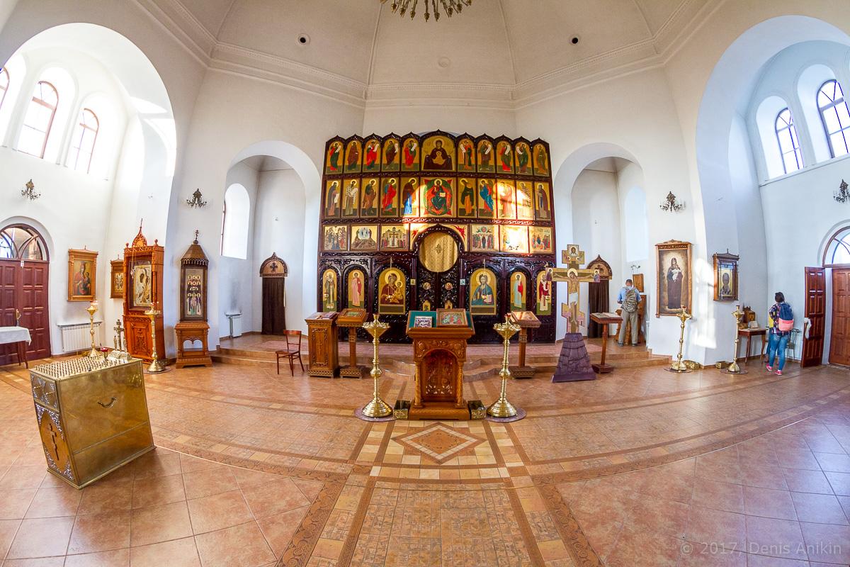 Дубовский Свято-Вознесенский женский монастырь фото 11