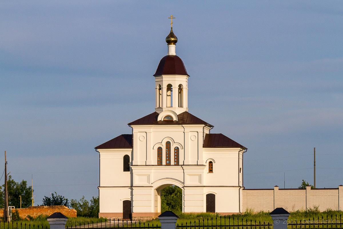 Дубовский Свято-Вознесенский женский монастырь фото 20