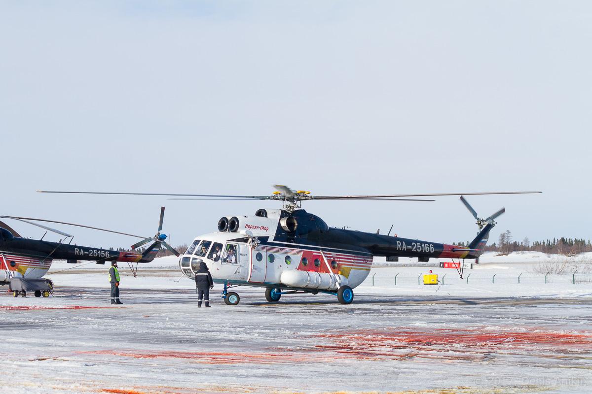 Ми-8 Нарьян-Мар фото 4