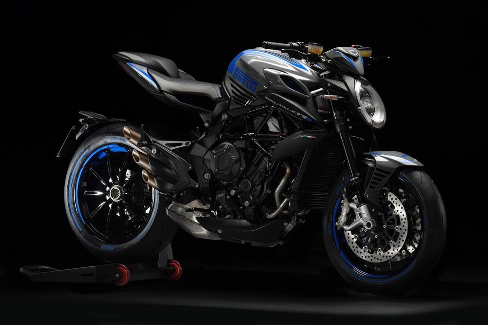 Новый мотоцикл MV Agusta Brutale 800 RR Pirelli 2018
