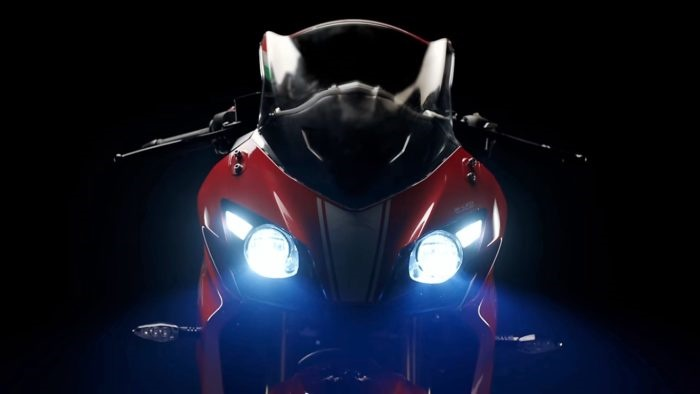 Новый мотоцикл TVS Apache RR 310 представят 6 декабря