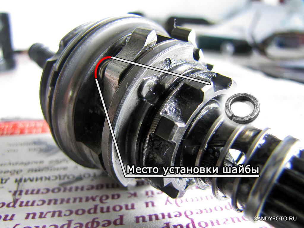 Заклинивание передач в планетарной втулке Shimano Nexus Inter 3 (SG-3C41) — решение проблемы