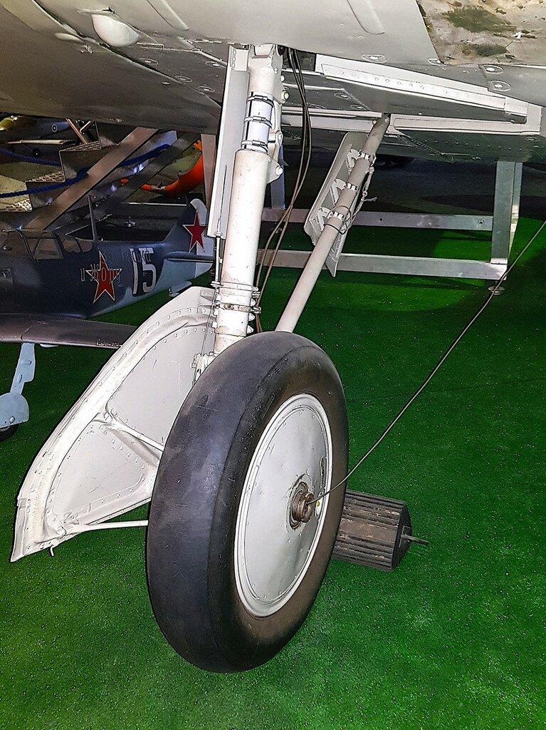 Финский музей авиации. И-16 тип 15 (УТИ-4) 13.jpg