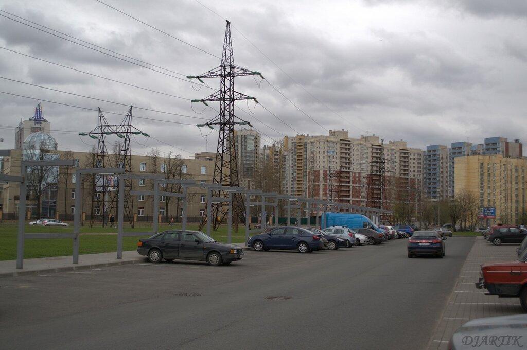 Московский район, парк