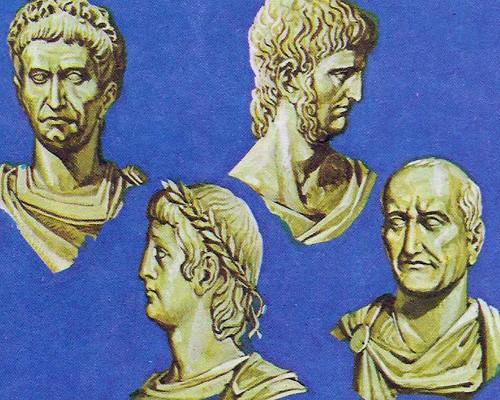 Кем были римляне