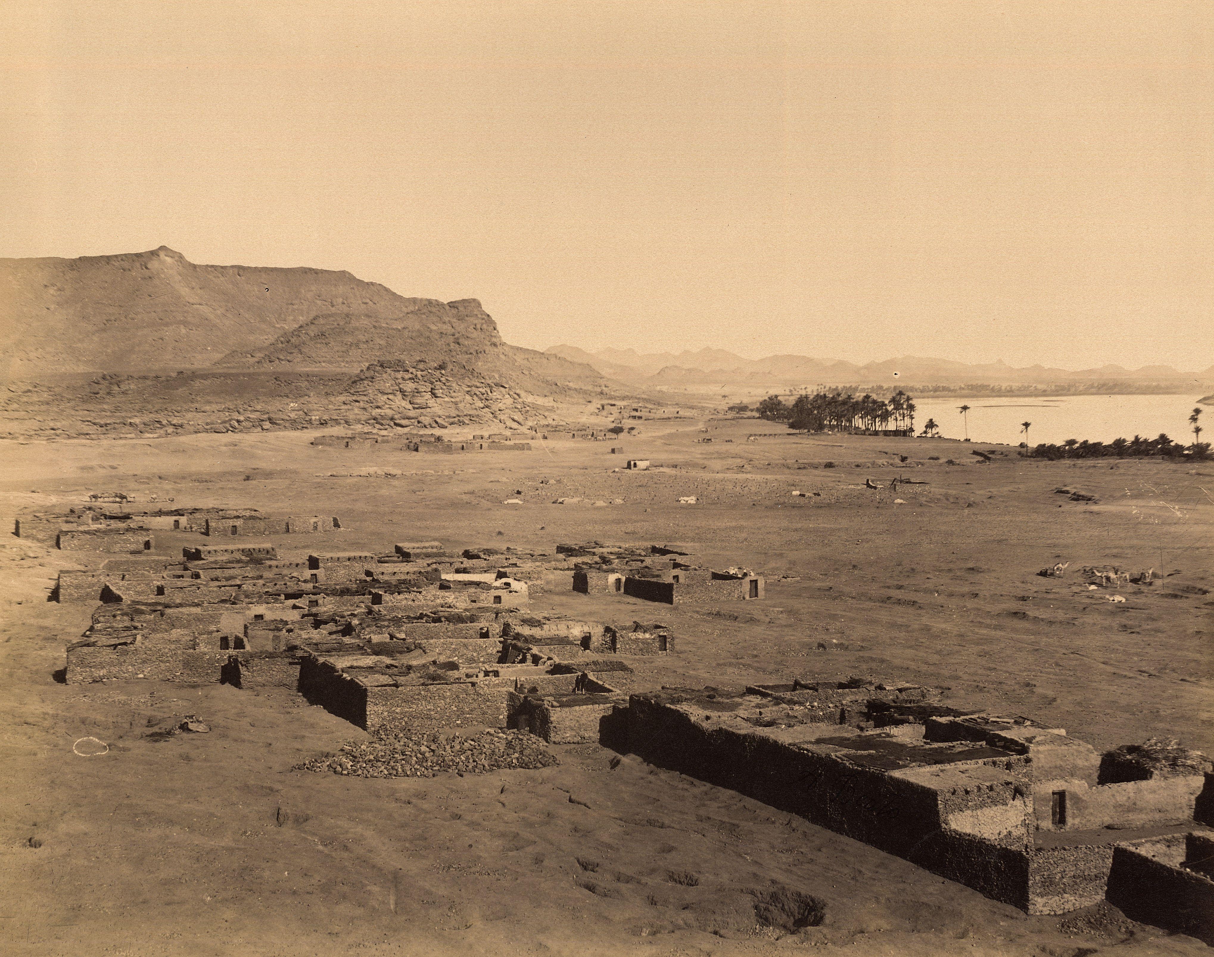 Короско. Отправная точка для прямого маршрута по Нубийской пустыне до Абу Хамеда