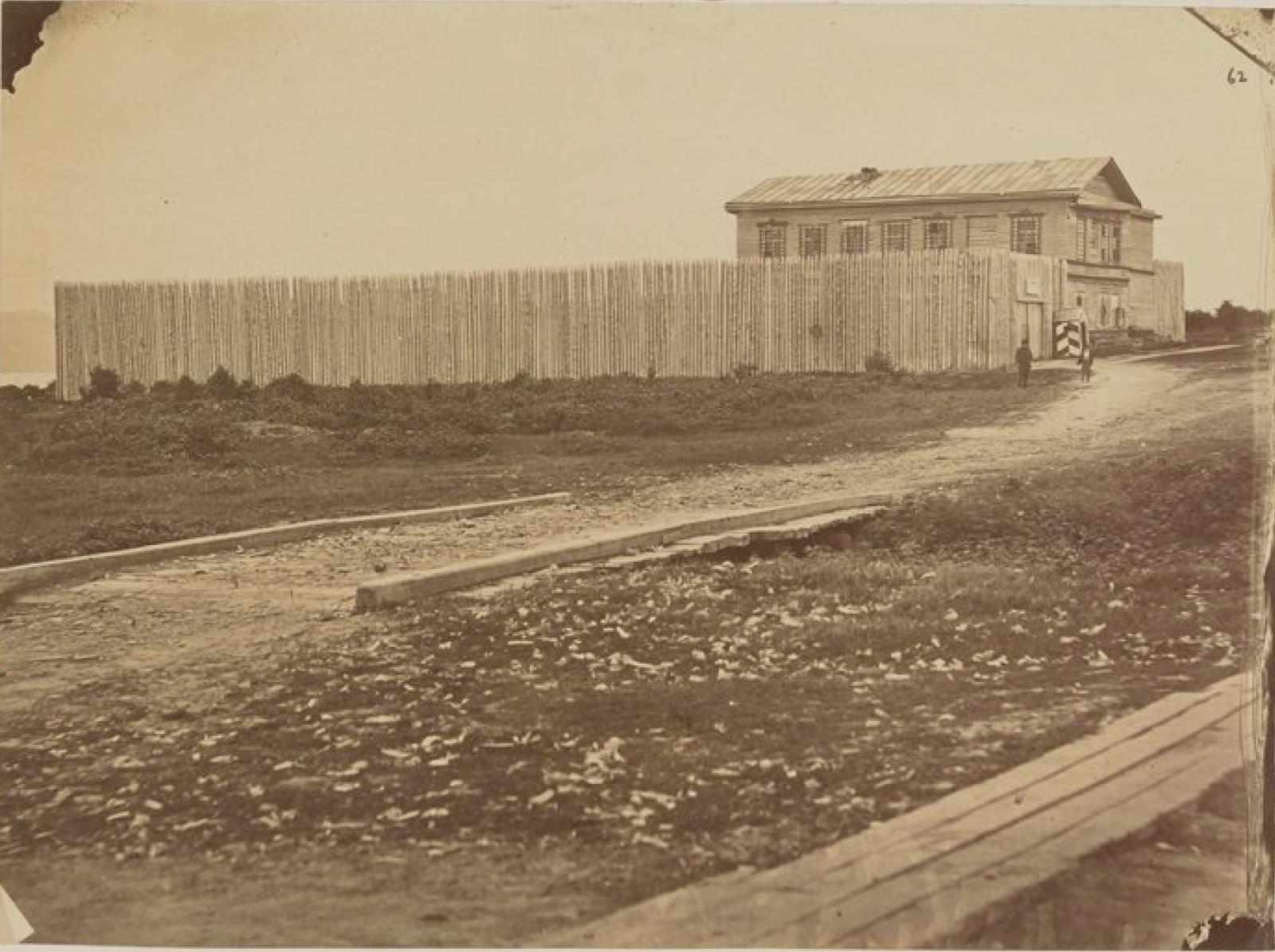 Тюрьма в Николаевске-на-Амуре