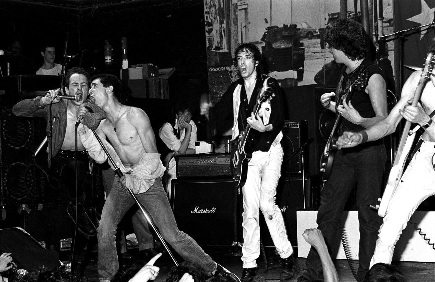 1978. «The Clash»