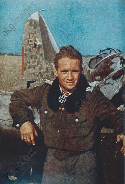 Hauptmann von Werra 1941 - Captain von Werra 1941 -