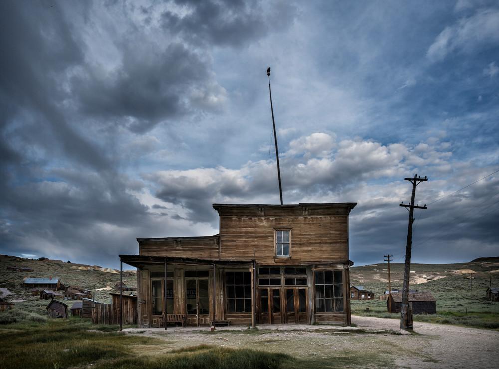 Заброшенная Америка: город-призрак Боди