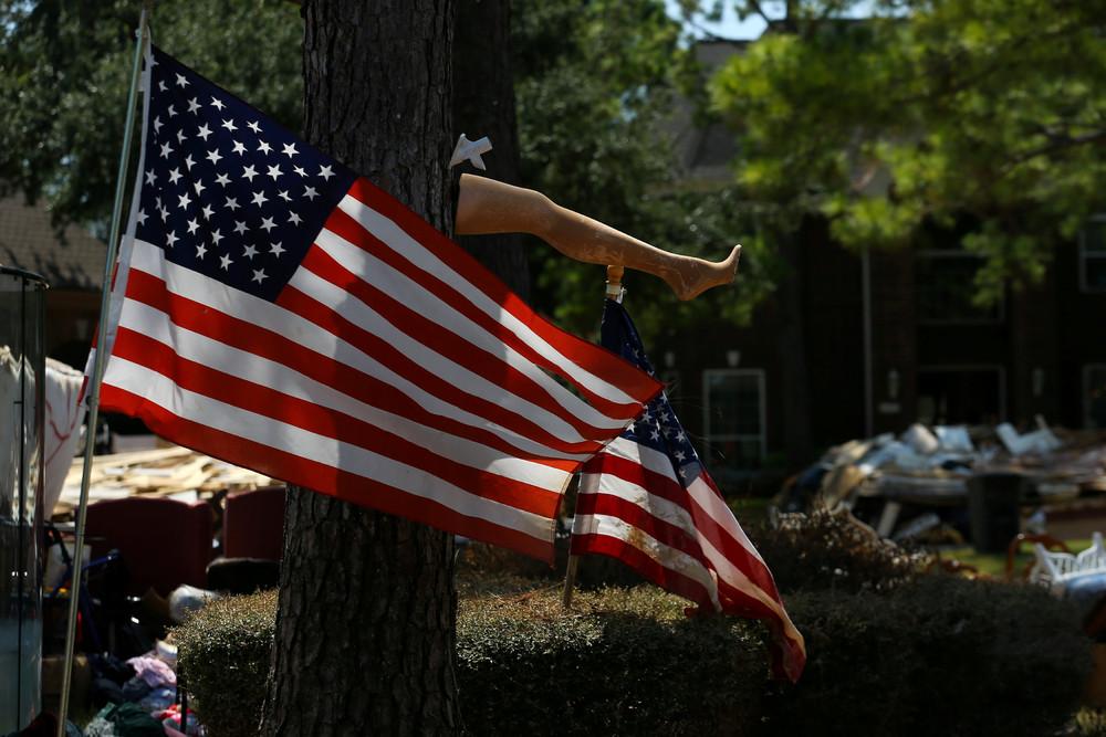 Повседневная жизнь в США в фотографиях