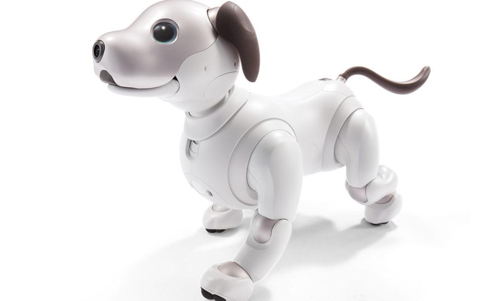 Собака-робот Айбо от Sony