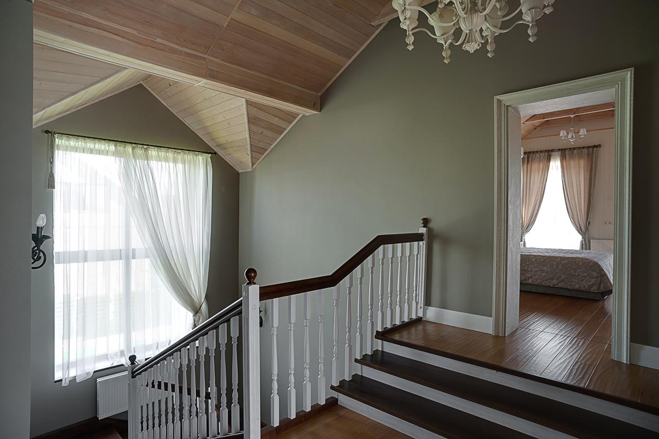 лестницы и холлы. Интерьер дома. Фотограф Кузьмин