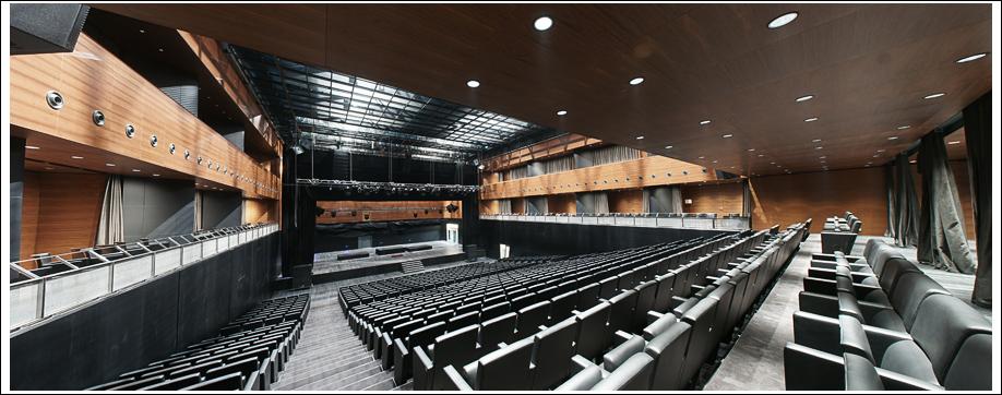 фотосъемка киноконцертного зала
