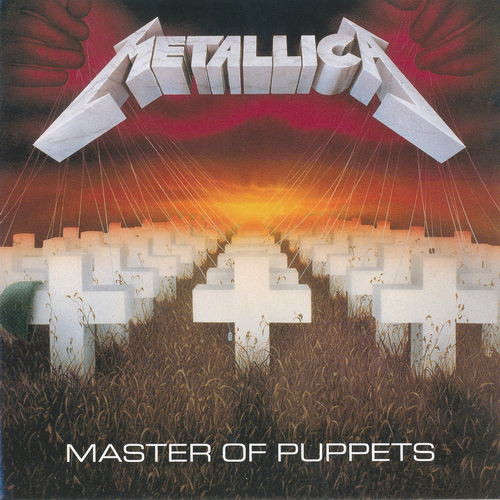 Metallica - 1986 - Master Of Puppets (10CD + 3LP + 2DVD + Cassette Box Set Blackened Records 2017)